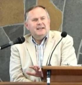 Charles Hansen Bibelundervisning