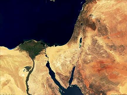 Egypt Israel Jordan