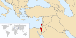 Fakta Israel Midt-østen Moriel Nyt i Natten