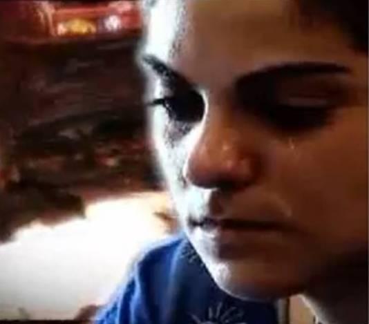 Terror ofre i Israel forteller