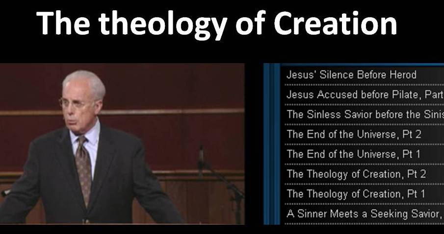 The Theology of Creation Bibelen skapelse vs evolusjon