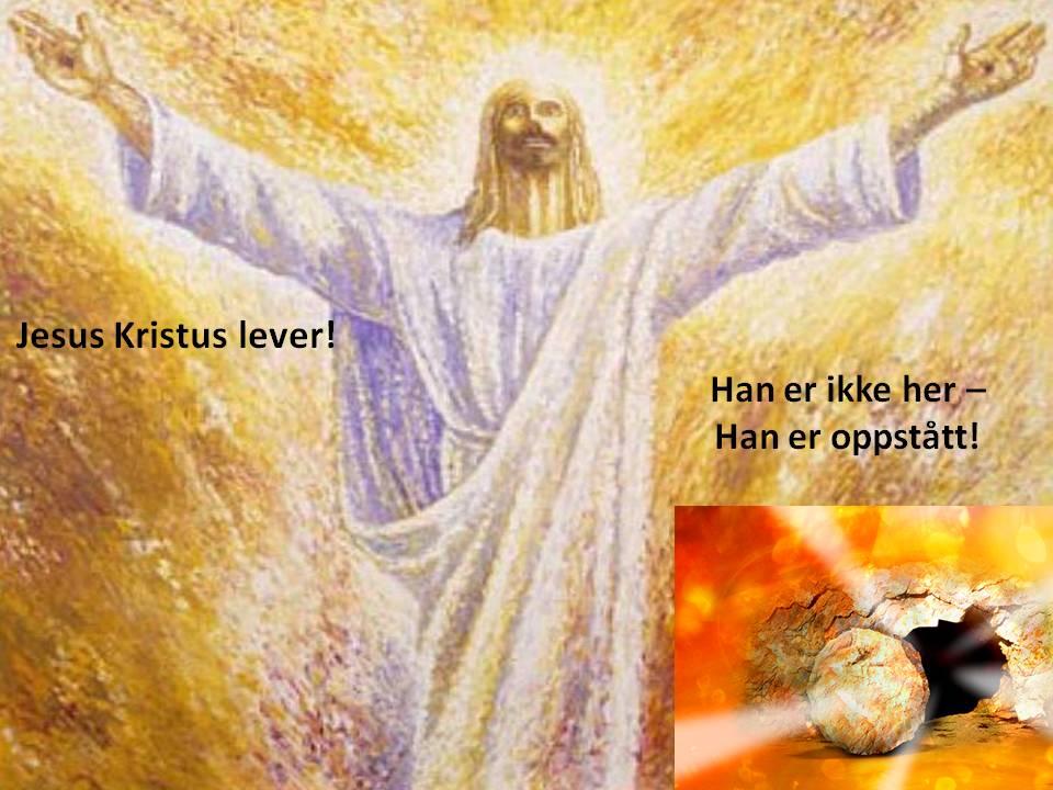 Yeshua HaMessiah Jesus Christ lives