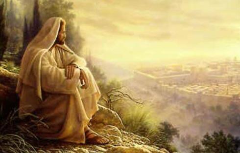 Jesus Yeshua HaMessiach Jerusalem Jerusalem Visste du bare hva som tjener til din fred
