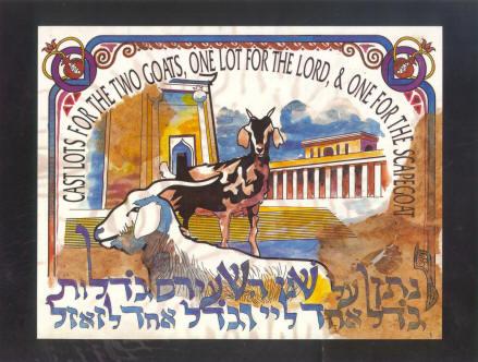 Yom Kippur scapegoat etc